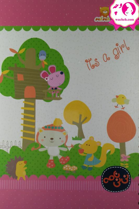 نی نی نامه یادداشت خاطرات نوزاد و کودک