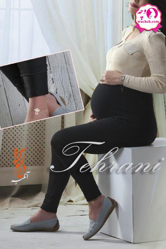 شلوار بارداری دورس تو مخمل