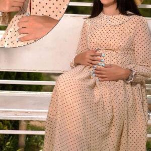 پیراهن بارداری و شیر دهی مجلسی ماریا