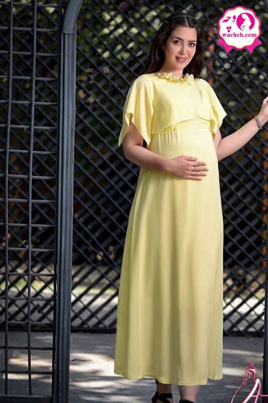 پیراهن بارداری و شیر دهی مجلسی هانیس