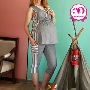 تاپ شلوارک بارداری