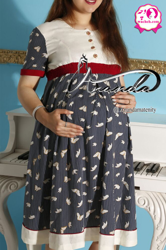پیراهن بارداری و شیردهی شیدا