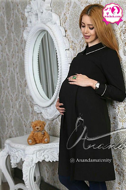 مانتو بارداری و شیردهی کلاسیک