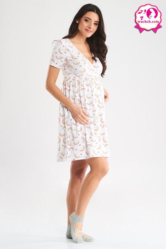 پیراهن بارداری و شیردهی LYN MAMA