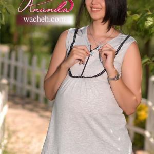 تاپ بارداری و شیردهی ملانژ ناز