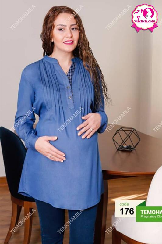 تونیک مانتو بارداری و شیر دهی گهر